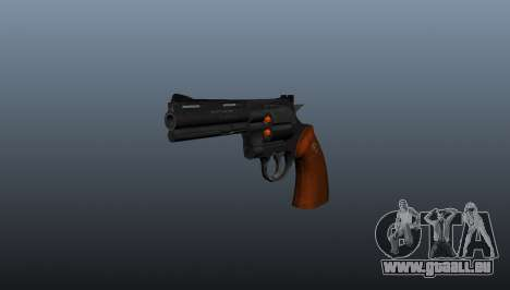 Revolver Python 357 4 in. für GTA 4