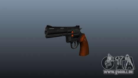 Revolver Python 357 4 dans. pour GTA 4