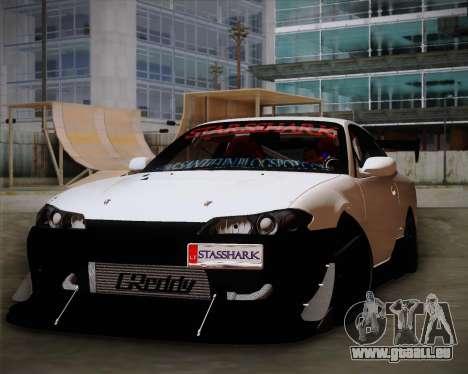 Nissan Silvia S15 JDM pour GTA San Andreas