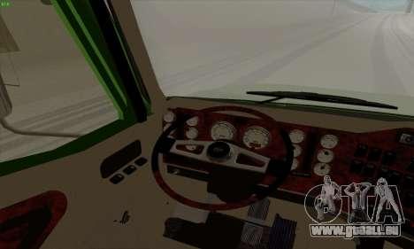 International 9400i Skyrise pour GTA San Andreas vue de droite