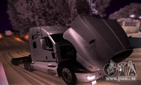 Kenworth T2000 v2.9 pour GTA San Andreas