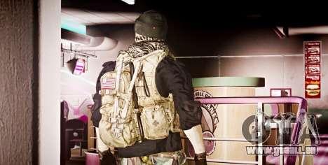 Pak from Battlefield 4 für GTA 4 dritte Screenshot