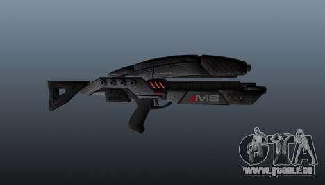 M8 Avenger für GTA 4 dritte Screenshot