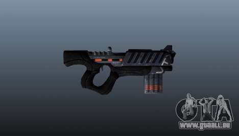 M9 Tempest für GTA 4 dritte Screenshot