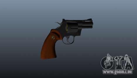 Revolver Python 357 pour GTA 4 troisième écran