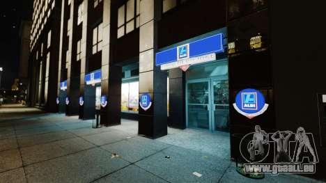 Aldi-Läden für GTA 4 dritte Screenshot