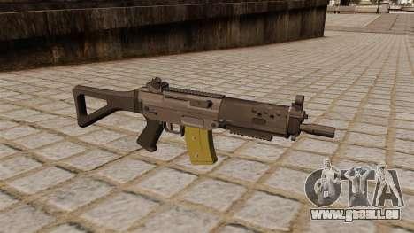 Automatische SIG SG 552 Commando für GTA 4