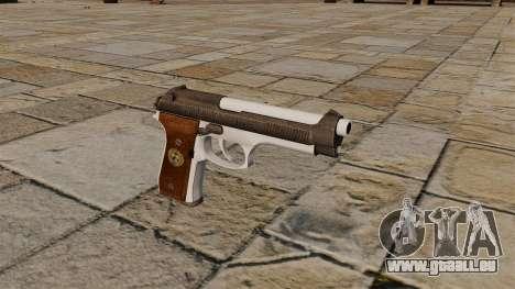 Albert Como Casino Com Wesker Em-Waffe für GTA 4