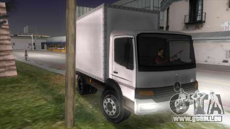 Mercedes Benz Atego pour GTA Vice City