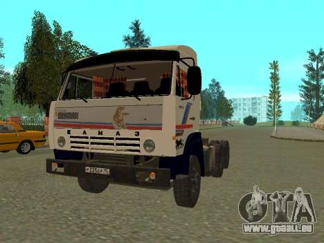 KAMAZ 5410 für GTA San Andreas