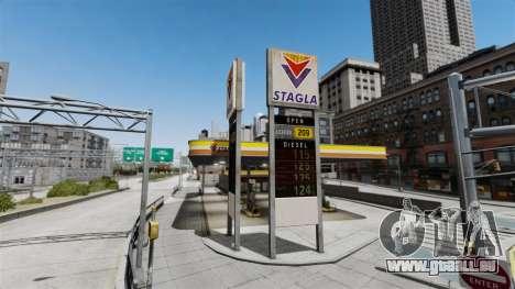AGS Stagla pour GTA 4