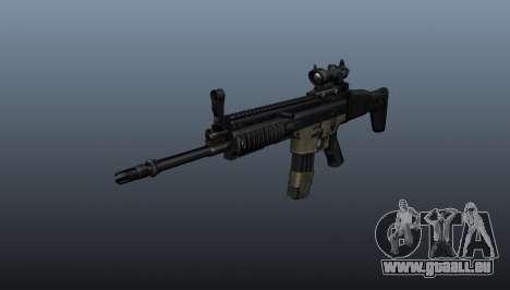 Automatique FN SCAR-L pour GTA 4