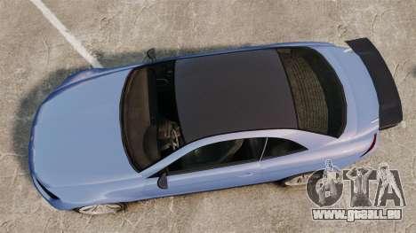 GTA V Zion XS Tuner für GTA 4 rechte Ansicht