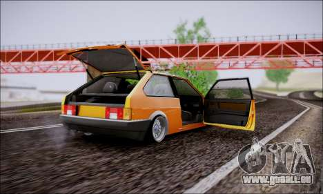 VAZ 21083 niedrige Classic für GTA San Andreas Innenansicht