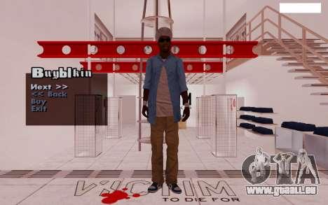 HD Pak Skins Vagabunden für GTA San Andreas achten Screenshot