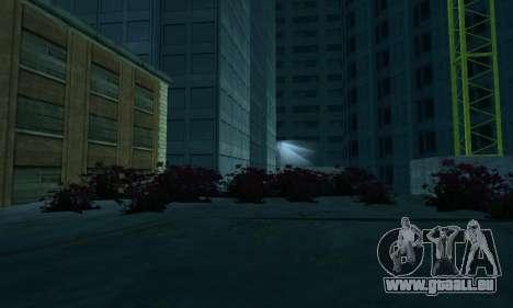 Er vollendete Bau in San Fierro V1 für GTA San Andreas zehnten Screenshot