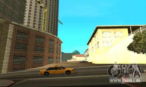 Il a achevé la construction de San Fierro V1 pour GTA San Andreas deuxième écran