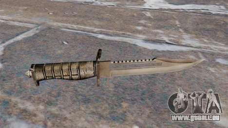 Alabama, ein Kampf gegen Messer für GTA 4