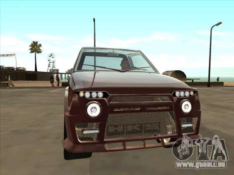 VAZ 1111 Oka pour GTA San Andreas