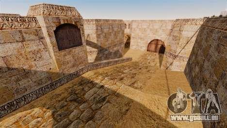 Lage von Counter-Strike De_Dust2 für GTA 4 sechsten Screenshot