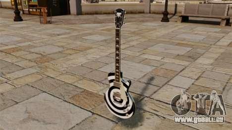 Lutter contre les guitares pour GTA 4
