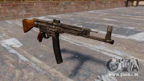 MP44 Sturmgewehr für GTA 4