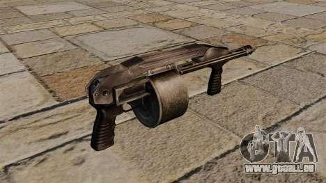 Fusil à canon lisse Protecta pour GTA 4 secondes d'écran