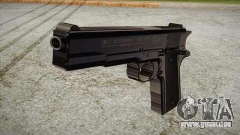 Colt Government 1911 für GTA San Andreas
