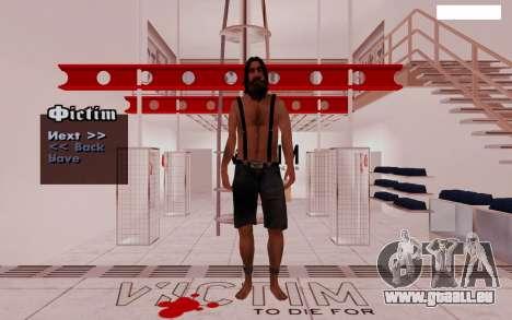 HD Pak Skins Vagabunden für GTA San Andreas dritten Screenshot