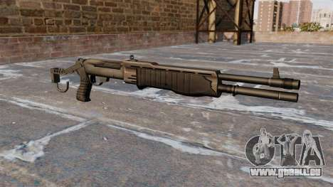 V2.0 de Armageddon pour le fusil de chasse Franc pour GTA 4