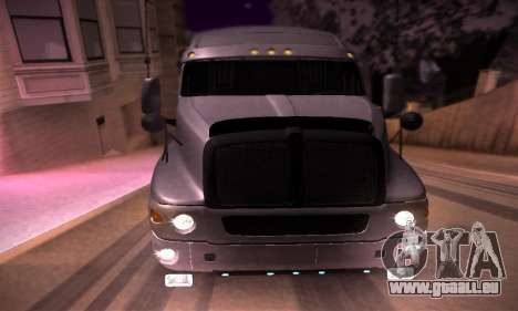 Kenworth T2000 v2.9 pour GTA San Andreas roue