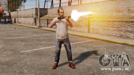 Trevor Phillips für GTA 4 dritte Screenshot