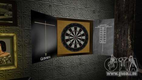 Guinness Dart für GTA 4