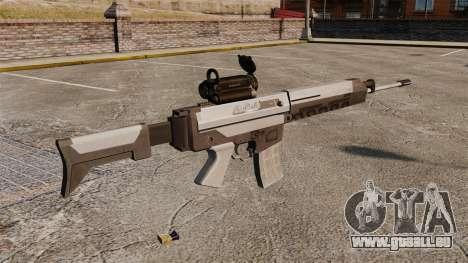 Fusil automatique ACR pour GTA 4 secondes d'écran