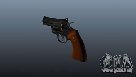 Revolver Python 357 pour GTA 4 secondes d'écran