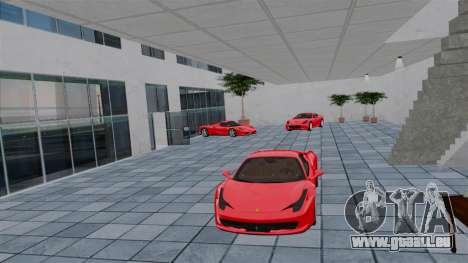 Ferrari Auto Show für GTA 4 fünften Screenshot