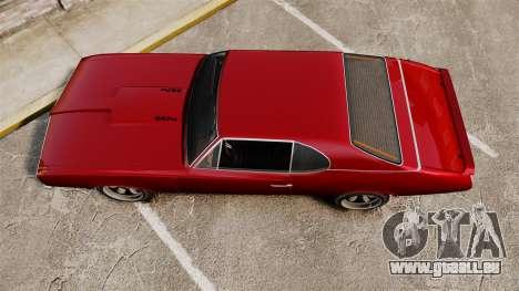 Hardtop Hengst IV für GTA 4 rechte Ansicht