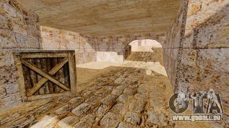 Lage von Counter-Strike De_Dust2 für GTA 4 Sekunden Bildschirm