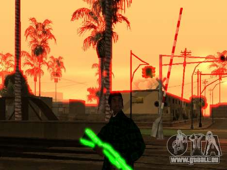 Color Mod pour GTA San Andreas