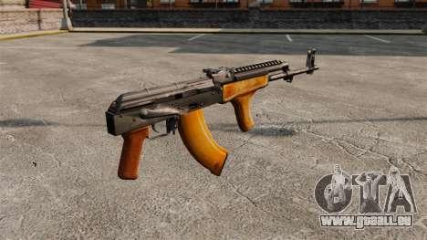 V6 de AK-47 pour GTA 4 secondes d'écran