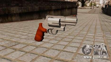 500ES S & W Magnum-Revolver. für GTA 4