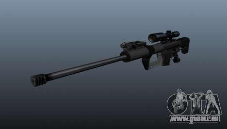 50 Sniper Gewehr Kaliber für GTA 4