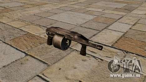 Fusil à canon lisse Protecta pour GTA 4