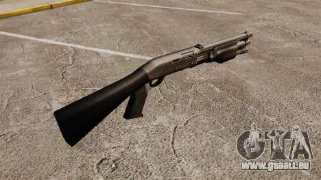 Fusil de chasse Benelli M3 Super 90 pour GTA 4 secondes d'écran