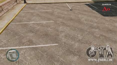Score vert de dollars pour GTA 4 secondes d'écran