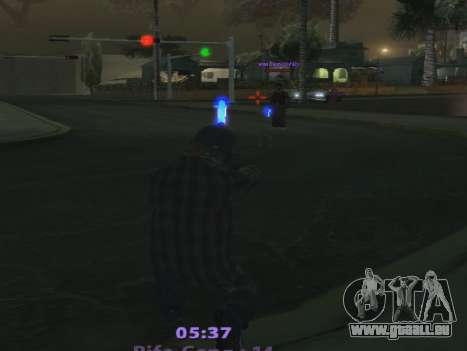 Color Mod für GTA San Andreas dritten Screenshot