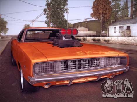 Dodge Charger RT V2 pour GTA San Andreas