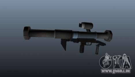 Lance-grenades antichar tous les lécher les babi pour GTA 4 troisième écran