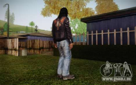 Tommy biker de proies pour GTA San Andreas deuxième écran