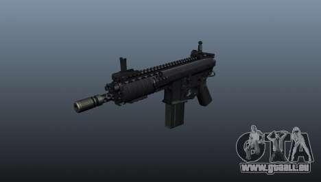 KAC PDW Gewehr Shortstuff für GTA 4